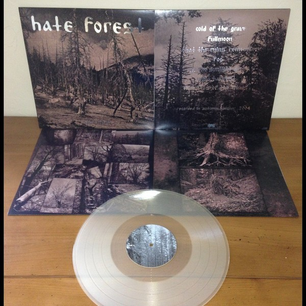 Hate Forest - Sorrow [clear - 300], LP