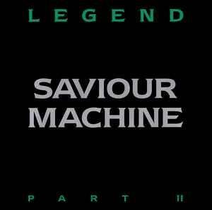 Saviour Machine - Legend Part II [black - 250], 2LP