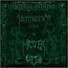 Pentagram Chile/Master - Split [green], 7""