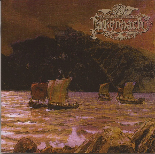 Falkenbach - ...Magni Blandinn Ok Megintiri..., CD