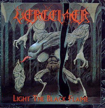 Vergelmer - Light The Black Flame, CD