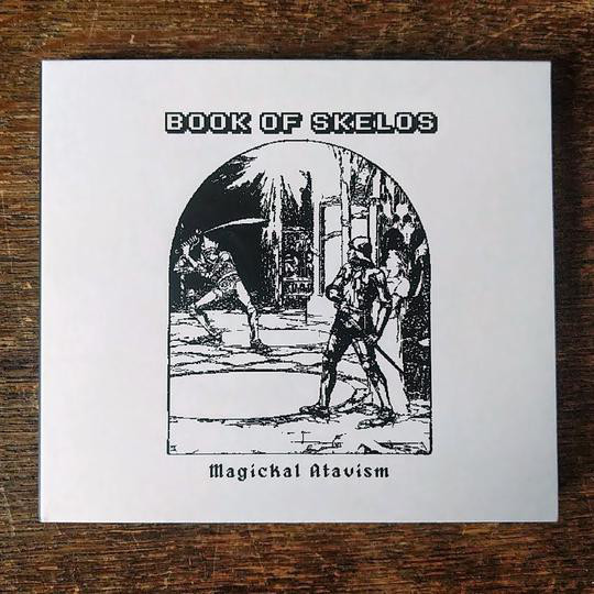 Book of Skelos - Magickal Atavism, DigiCD