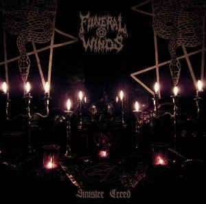 Funeral Winds - Sinister Creed, LP