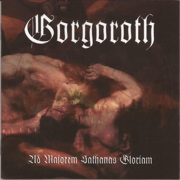 Gorgoroth - Ad Majorem Sathanas Gloriam, CD