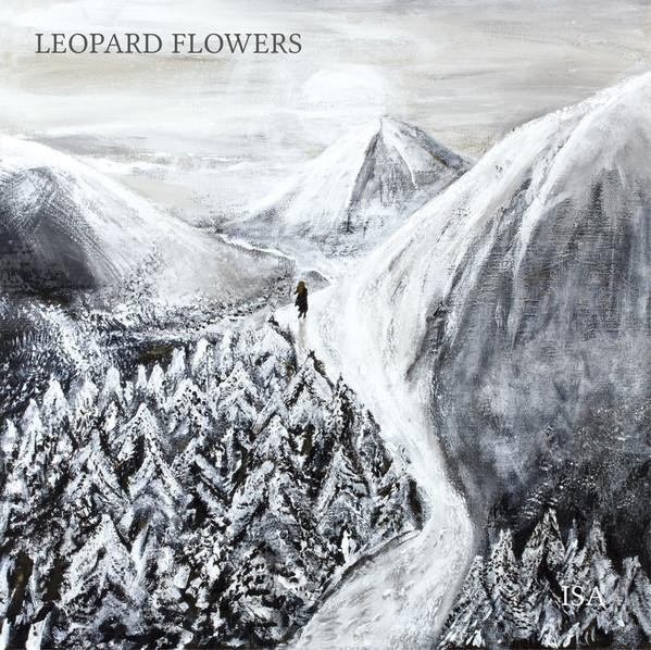 "Leopard Flowers - Isa [white - 200], 7""+CDSingle"