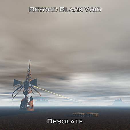Beyond Black Void - Desolate, SC-CD