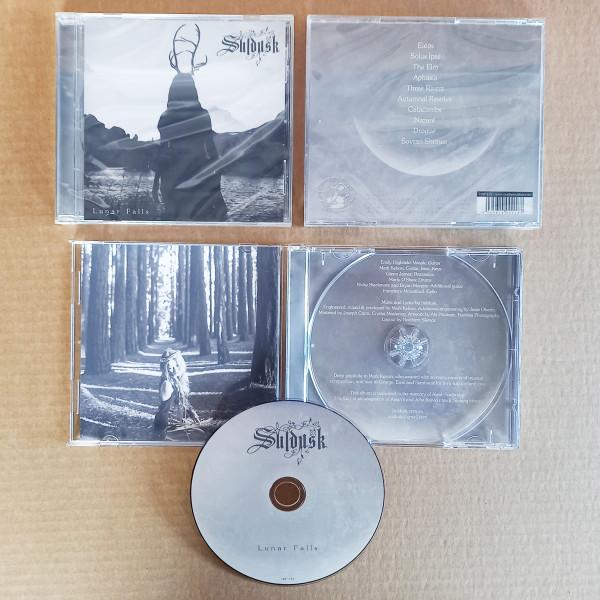 Suldusk - Lunar Falls, CD