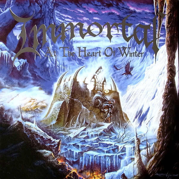 Immortal - At The Heart Of Winter [marble], LP
