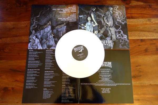 Solitude Aeturnus - Downfall [white - 400], LP