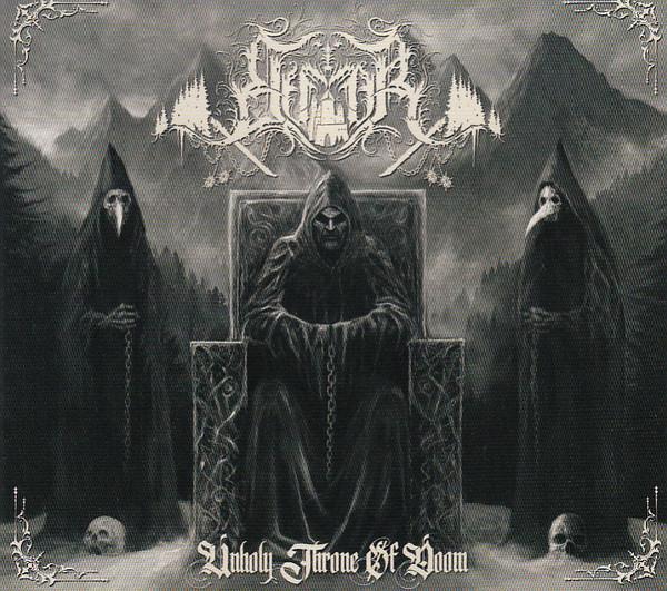 Elffor - Unholy Throne Of Doom, DigiCD