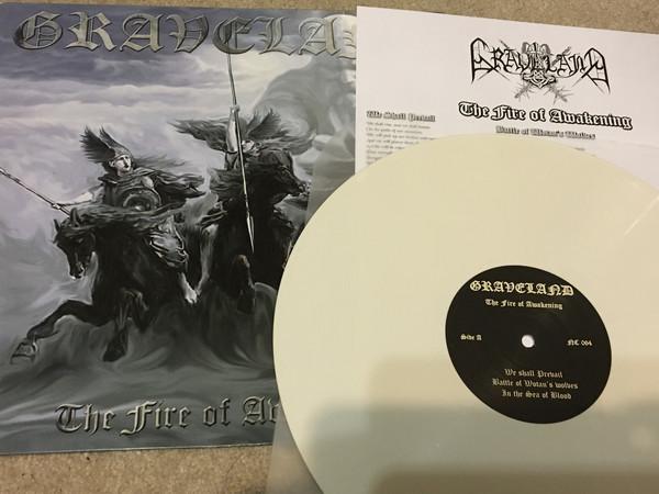 Graveland - The Fire Of Awakening [white - 100], LP