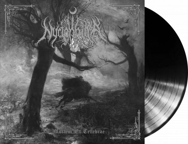 Nyctophilia - Ad Mortem et Tenebrae [black - 150], LP