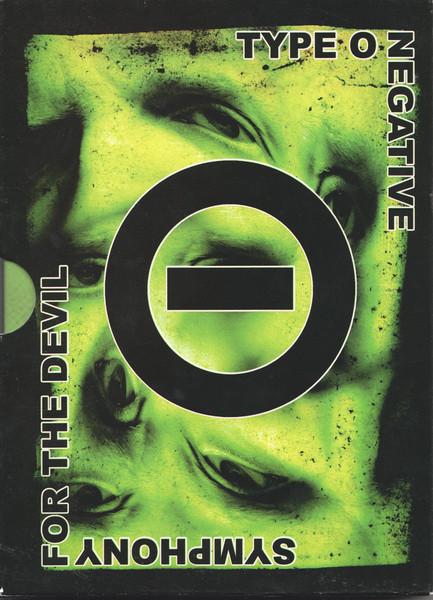 Type O Negative - Symphony For The Devil, DVD+CD