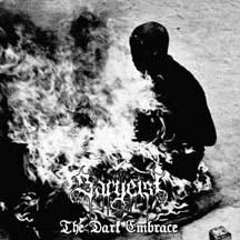 """Sargeist - The Dark Embrace, 7"""""""