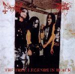 Mayhem/Darkthrone - The True Legends In Black, LP