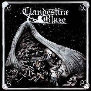 Clandestine Blaze - Tranquility Of Death, CD