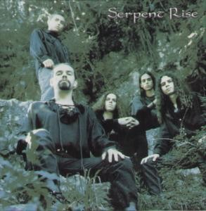 Serpent Rise - s/t, CD