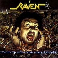Raven - Nothing Exceeds Like Excess, CD
