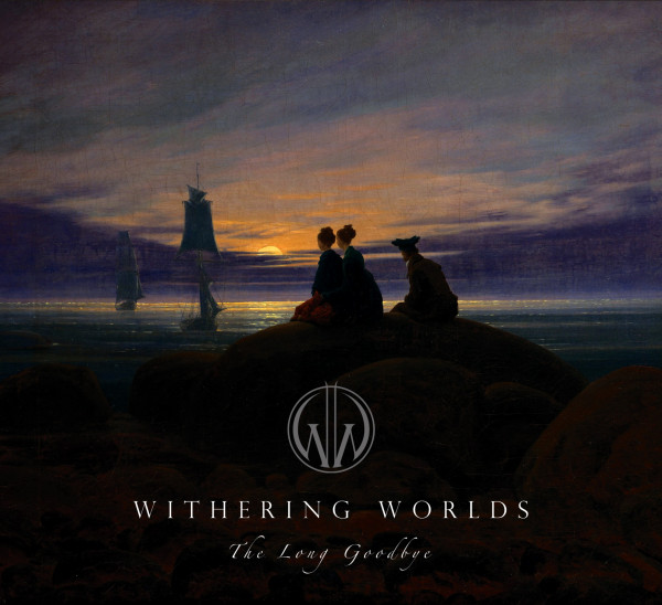 Withering Worlds - The Long Goodbye, DigiCD