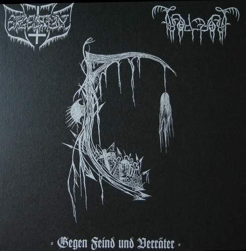 Vergeltung/Trollzorn - Gegen Feind Und Verräter, LP