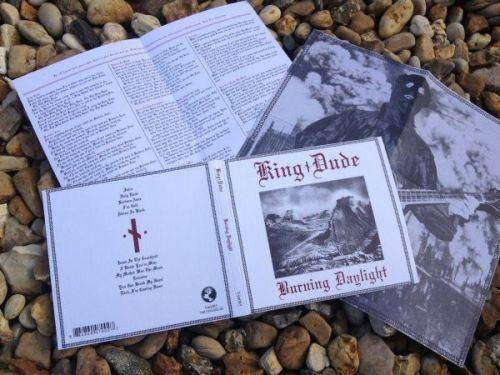 King Dude - Burning Daylight, DigiCD