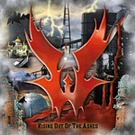 Warlord - Rising Out Of The Ashes [red], LP