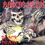 Brocas Helm - Black Death, CD