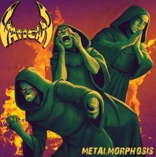 Vatican - Metalmorphosis [yellow - 150], LP