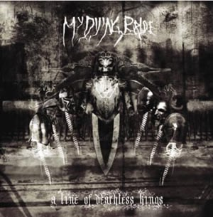 My Dying Bride - A Line Of Deathless Kings, SC-CD