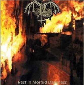 Pest (SWE) - Rest In Morbid Darkness, CD