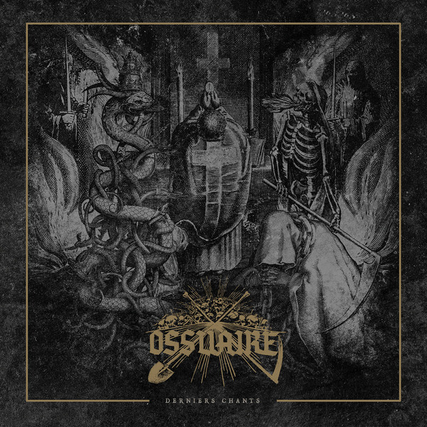 Ossuaire (Can) - Derniers Chants, CD