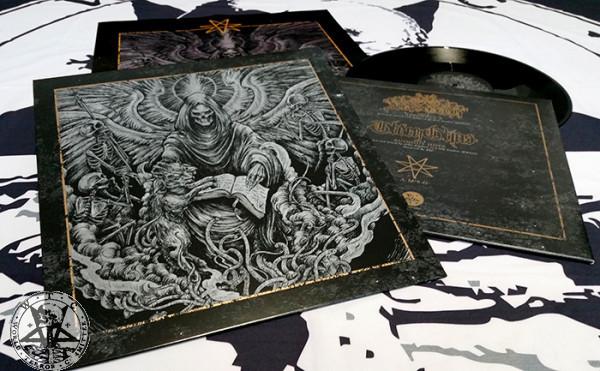 Aosoth/Order Of Orias - Split, LP