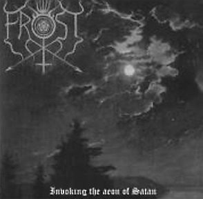 The True Frost - Invoking The Aeon Of Satan, CD