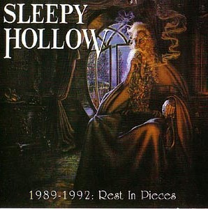 Sleepy Hollow - 1989-1992: Rest In Pieces, CD