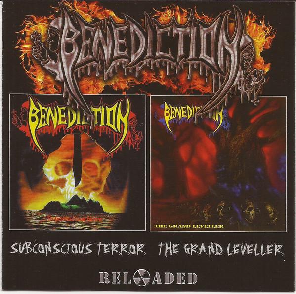 Benediction - Subconscious Terror/ The Grand Leveller, 2CD
