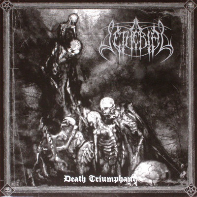 Setherial - Death Triumphant, LP