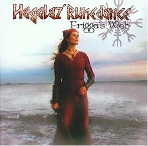 Hagalaz Runedance - Frigga's Web, CD