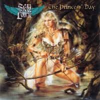 Skylark - The Princess' Day, A5-DigiCD