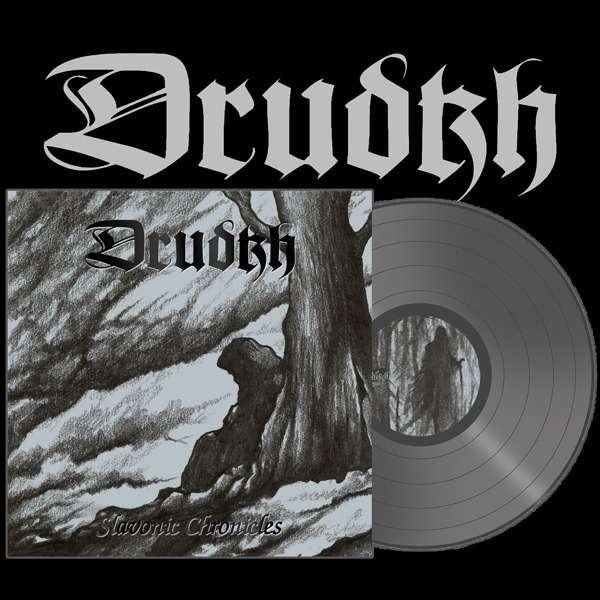 Drudkh - Slavonic Chronicles [grey], 10""