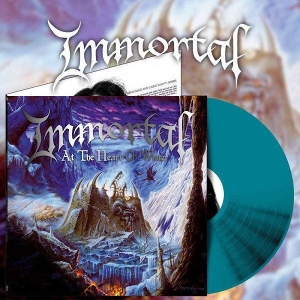Immortal - At The Heart Of Winter [seablue - 700], LP
