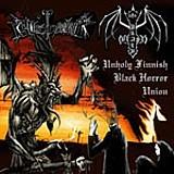Black Beast/Bloodhammer - Unholy Finnish Black Horror Union, CD