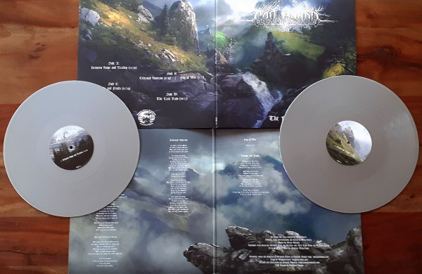 Can Bardd - The Last Rain [silver - 199], 2LP