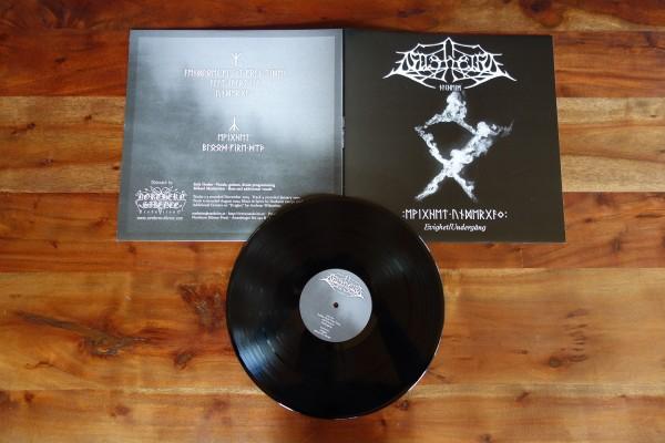 Nasheim - Evighet/Undergang, LP
