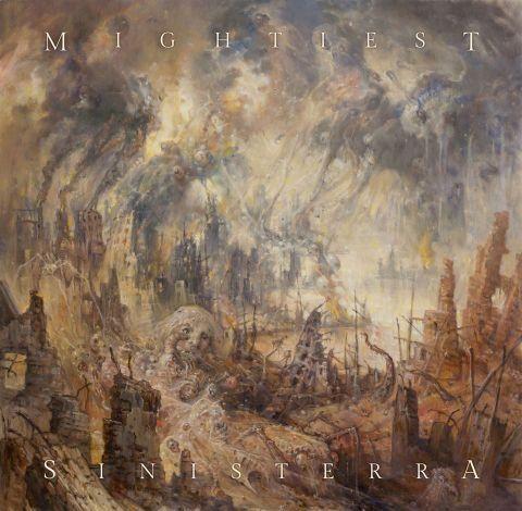 Mightiest - SinisTerra, CD