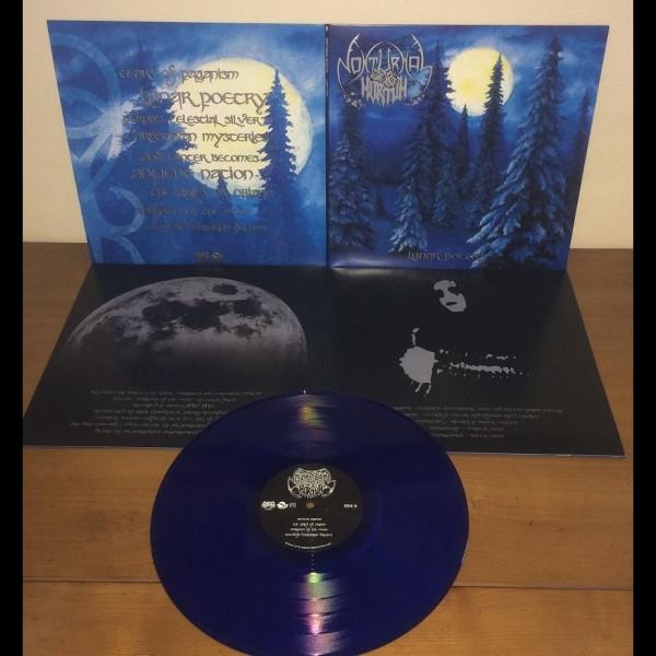 Nokturnal Mortum - Lunar Poetry [blue - 400], LP