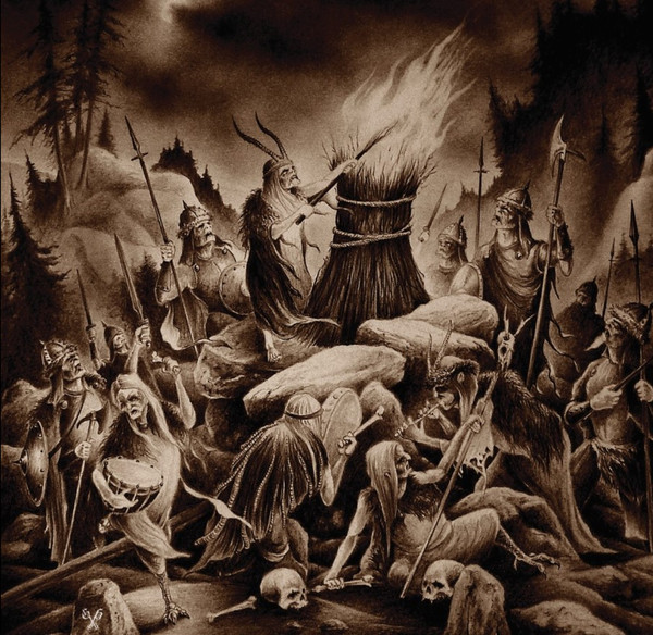 Thurthul - Fury of Ancient Race [black - 150], LP