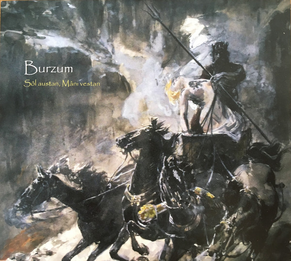Burzum - Sôl Austan, Mâni Vestan, SC-CD
