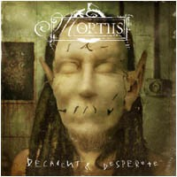 Mortiis - Decadent & Desperate, 7""