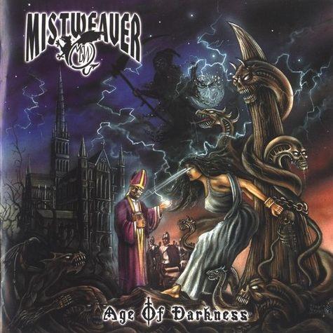 Mistweaver (Esp) - Age Of Darkness, CD
