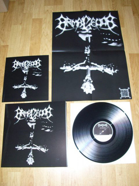 Armagedda - Only True Believers, LP